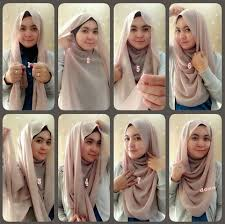 tutorial hijab syar i untuk pernikahan tutorial hijab wisuda syar i google search dress inpiration