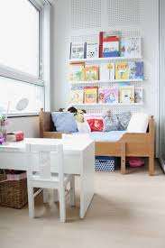 ikea hemnes daybed kids transitional with wicker basket picture window