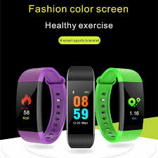 heart healthy bracelet images I9 ip68 waterproof smart bracelet heart rate monitor blood jpg