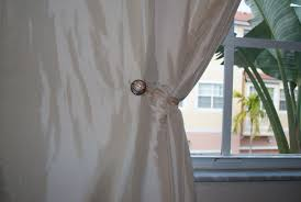 decorating interesting curtain holdbacks for inspiring curtain