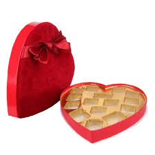 buy chocolate gift boxes wholesale 15pc heart shaped wedding