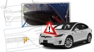 tesla model x front trunk space can be opened with just a