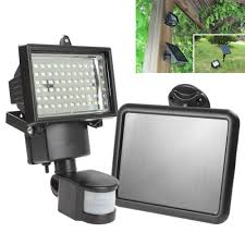 solar powered motion sensor outdoor light reviews motion sensor flood lights review bocawebcam com