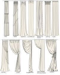 tende con drappeggio modelli tende e mantovane simple stunning tende per la cucina fai