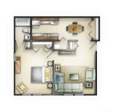 knoxville tn apartment big oak floorplans