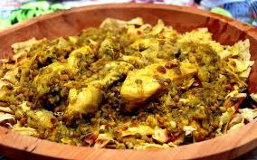 cuisine marocaine rfissa recette de rfissa