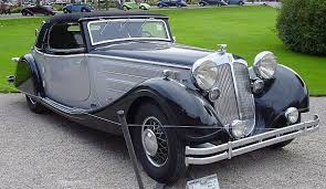 1940 horch 853 a sportcabriolet classic driver market cars