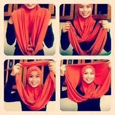 tutorial hijab pashmina kaos yang simple tutorial hijab terbaru tutorial hijab pashmina kaos