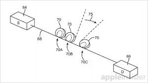 apple earphone invention detects multiple users switches audio
