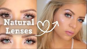 rx halloween contact lenses contact lenses for dark eyes 6 colors boulonguise youtube