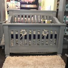 Baby S Dream Convertible Crib by Spice Crib Weathered Gray Bed With Colors Greyb Jaw Dropping