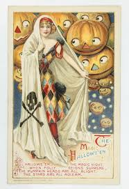 spirit halloween superstition springs victorian halloween postcards mark lawson antiques