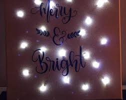 light up sign etsy