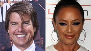 the hairstyle of the devil tom cruise apparently thinks leah remini is literally the devil