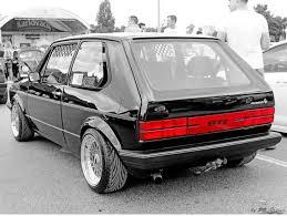 old volkswagen golf vw gti mk1 vr6 turbo vw for life pinterest mk1