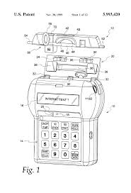 patent us5993420 cassette for an infusion pump google patents