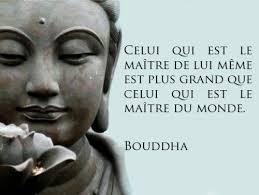 Lui Meme - bouddha om citation celui qui est le ma祟tre de lui m礫me est