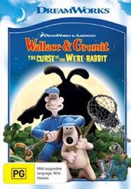 rabbit dvds wallace gromit the curse of the were rabbit dvd warehouse