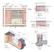 cmu floor plans a tale of two envelope waterproofing methods mackey mitchell