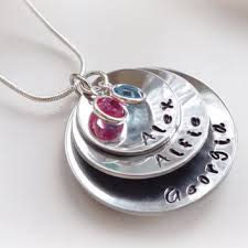 necklace for with children s names best children name necklaces products on wanelo