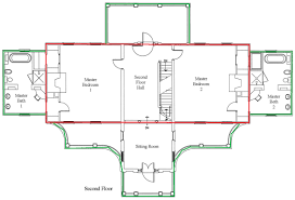 Second Floor Plan Belle Grove Plantation U2013 Take A Tour With Us