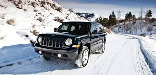 2017 jeep patriot gallery