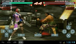 pssp apk tekken 5 android apk iso for free