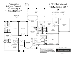 residential floor plans residential precision floor plan