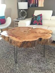 tree trunk dining table stump dining table guen info