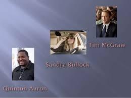 The Blind Side Movie The Blind Side Movie Presentation