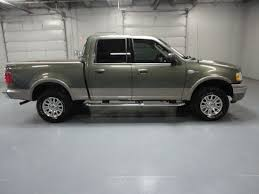 f150 ford trucks for sale 4x4 low mile 2003 ford f 150 4x4 crew cab king ranch for sale