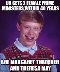 Margaret Thatcher Memes - it should be something to celebrate imgflip