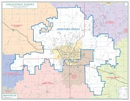 Cities In Michigan Map by Adrian Public Schools Located In Adrian Michigan