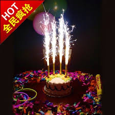 birthday cake candles firework candle for birthday cakes sparklers candles from