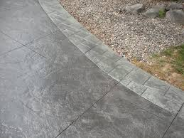 Stained Concrete Patio Images by Concrete Stamp Patterns Stamped Concrete Concrete Design Ideas