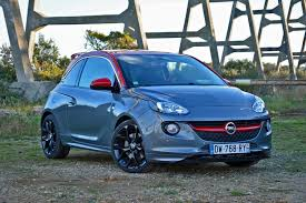 Opel U0027s Stylish Adam City Car Won U0027t Land In The U S With A Buick