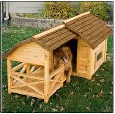 barn dog house free shipping