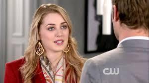 gossip girl earrings ella peck gold dangle earrings ella peck gossip girl