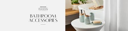 Home Decor Canada Online Shopping Shop Bathroom Accessories U0026 Accessory Sets Online In Canada Simons