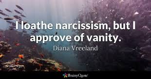 Lying Vanities Definition Vanity Quotes Brainyquote
