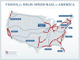 new england central railroad map high speed rail coming to florida