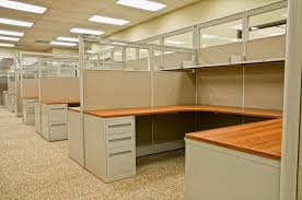amazing modern office small used cubicle walls cubicle office