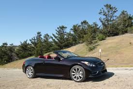 infinity car blue review 2011 infiniti g37 convertible limited edition the truth