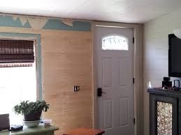 Mobile Home Interior Walls by Mobile Home Living Room Makeovers Mobile Home Makeover Living Room