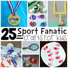 themed arts and crafts best 25 kids sports crafts ideas on a basketball