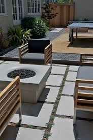 Fire Pit With Water Feature - outdoor bliss u2013 fire pits u0026 water features outside instyle