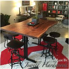 Best Custom Tables By Jewell Hardwoods Images On Pinterest - Custom furniture portland