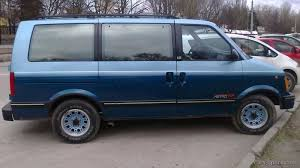 1990 chevrolet astro information and photos zombiedrive