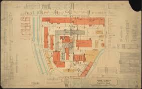 floor plan insurance everett mills cotton mill u0026 dye works lawrence mass