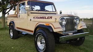 vintage jeep scrambler 1982 jeep scrambler f174 chicago 2015